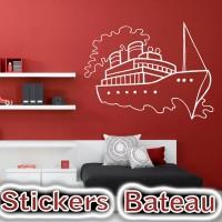 Stickers Bateau 6