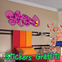 Stickers Graffiti 2
