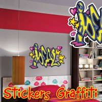 Stickers Graffiti 7