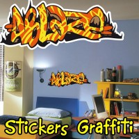 Stickers Graffiti 9