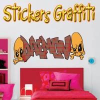Graffiti Tête de Mort