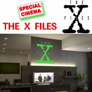 stickers The X Files