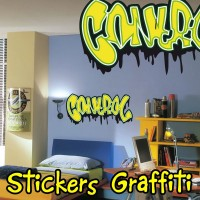 sticker Graffiti 10