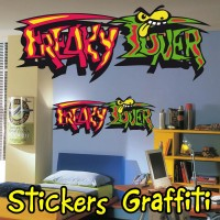 Stickers Graffiti 12
