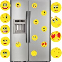 stickers autocollant Smiley en planche
