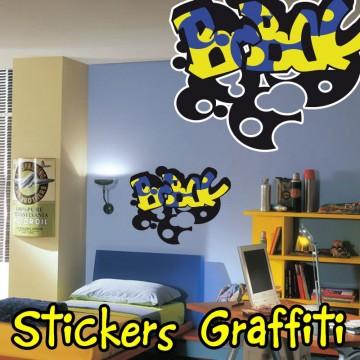 Stickers autocollant Ado Graffiti