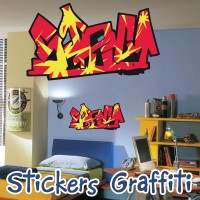 Stickers Graffiti 14