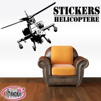 Stickers Hélicoptère GEANT 5