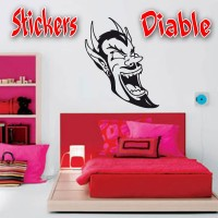 Stickers Diable sd3