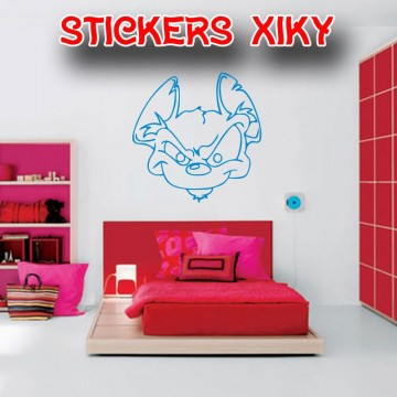 Stickers autocollant Ado Xiky