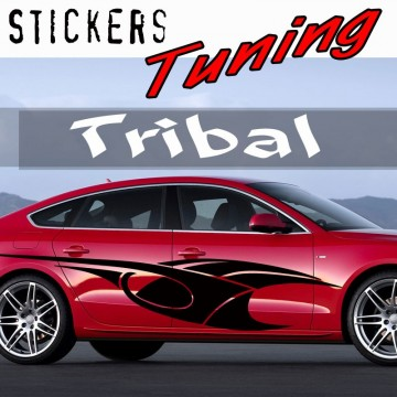 Stickers Tuning Tribal STT10 vendu par 2