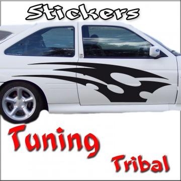 Stickers Tuning Tribal vendu par 2