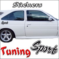 Stickers Tuning Sport sts2