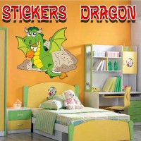 stickers Dragon Anaku