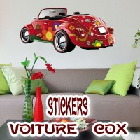 Stickers voiture Cox