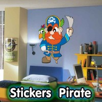 Stickers Pirate 4