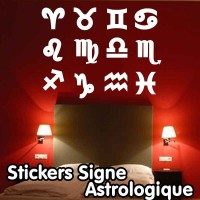 Stickers Signe Astrologique 2