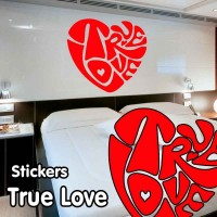 Stickers True Love