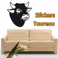 Stickers Taureau 2