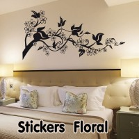 Stickers Floral 10