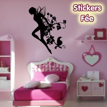 Stickers Fée
