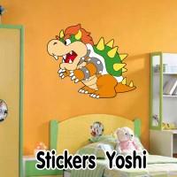 Stickers Mario Bross Yoshi