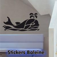 Stickers Baleine 4