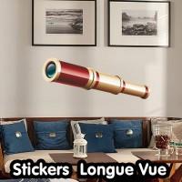 Stickers Longue vue