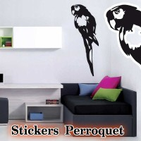 Stickers Perroquet 5
