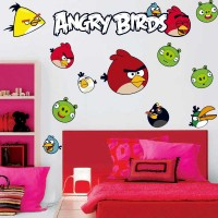 Stickers Angry Birds