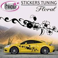 Stickers tuning floral stf4