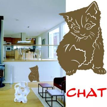 stickers Chaton 1
