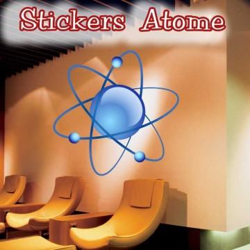 Stickers  Atome