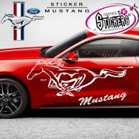 Sticker Tuning Mustang TM