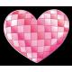 Stickers Mariage Coeurs smc3