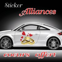 Stickers Alliances Mariage 1