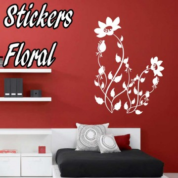 Stickers Floral 14