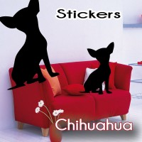 Stickers Chihuahua