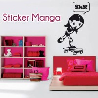 Stickers  Manga