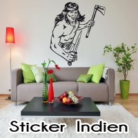 Stickers  Indien
