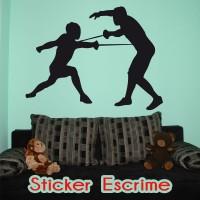Stickers  Escrime