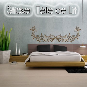 Stickers Tete de Lit