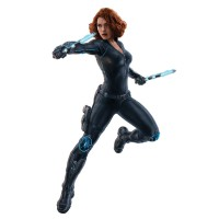 Stickers Black-Widow Avengers