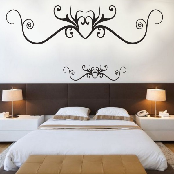 stickers tete de lit pas cher france stickers. Black Bedroom Furniture Sets. Home Design Ideas
