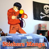 Stickers Manga