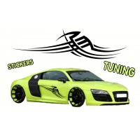 Stickers Tuning Tribal STT19