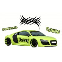 Stickers Tuning Tribal STT20