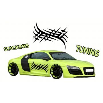 Stickers Tuning Tribal STT20 vendu par 2