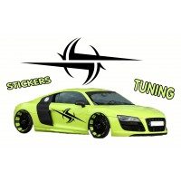 Stickers Tuning Tribal STT21