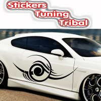 Stickers Tuning Tribal STT23
